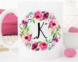 monogram gifts for