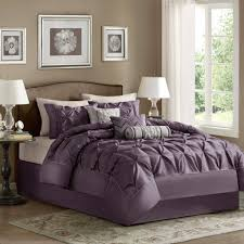 Black And Purple Bed Sets Bed U0026 Bedding Using Gorgeous Bedspread Sets For Comfy Bedroom