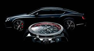 bentley logo breitling rolls out bentley continental gt v8 inspired watch