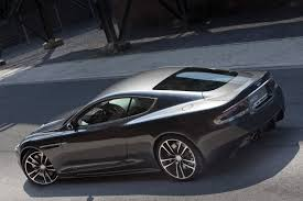 custom aston martin vanquish edo transforms the aston martin db9 into a full blooded dbs