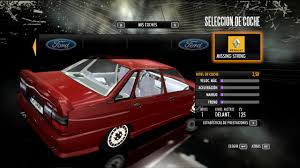 renault 21 renault 21 turbo by seta127 need for speed shift nfscars