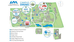 Georgia Southern Campus Map Uah Map Huntsville Al Image Gallery Hcpr