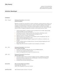 Sample Resume For Solution Architect by 100 Data Architect Resume Intern Resume Sample Resume Cv 100