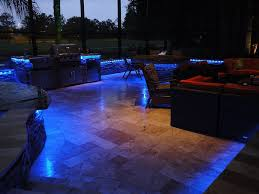 Patio Led Lights Patio Led Lighting Outdoor Outside Also Lights Trends Creative