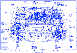 ford explorer eddie bauer all 1996 front electrical circuit wiring