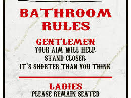 bathroom women u0027s bathroom sign 23 mens womens bathroom signs