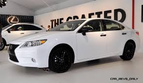 2015 lexus es 350 sedan review 2015 lexus es350 crafted line arriving in november from 42 500