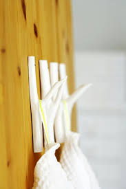 15 and creative repurposed wall hooks diy crafts