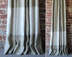 custom curtains etsy