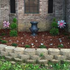 Flower Bed Ideas For Backyard My Flower Bed In Front Of My House Garden N Flower Beds