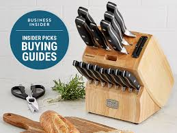 what are the best kitchen knives you can buy the best knife sets you can buy business insider
