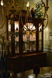 northern nesting french country christmas dining room