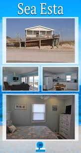 Beach Houses In Topsail Island Nc by Best 25 Topsail Island Vacation Rentals Ideas Only On Pinterest