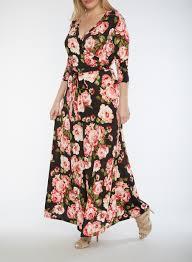 maxi size plus size maxi dresses rainbow