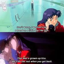 Evangelion Meme - images about evangelionmemes tag on instagram