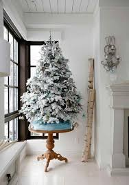 Christmas Tree Decorations In Blue Silver And White by 37 Inspiring Christmas Tree Decorating Ideas Decoholic