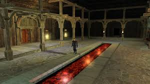 castle interiors the neverwinter vault
