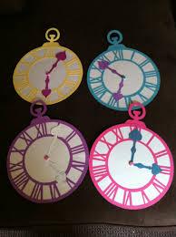 alice in wonderland halloween party ideas alice in wonderland party clock decor parties pinterest
