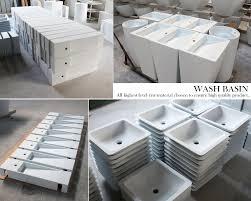 bathroom floor standing polyester resin sink buy polyester resin