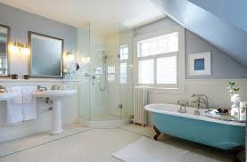 Bathroom Ideas Blue And White Best Choice Of Bathroom Colorful Bathtub Ideas Decor Pictures On