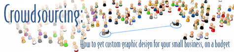 crowdsourcing design crowdsourcing how to get custom graphic design for your small