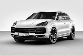 porsche cayenne 2016 white how porsche says it will make the 2019 cayenne the best suv ever