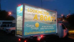 Maryland Vehicle Bill Of Sale by Mobile Billboards In Washington Dc Maryland U0026 Virginia