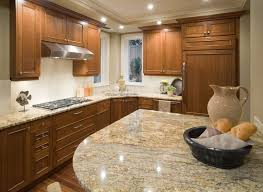 what color of granite goes with honey oak cabinets honey oak kitchen cabinets with laminate countertops top