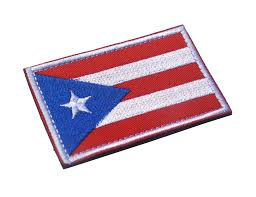 Flag Badges Embroidered 50 Pcs Embroidered America Flag Patches Flag Badge Tactical
