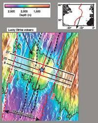 chambre magmatique d馭inition découverte d une chambre magmatique sous la dorsale médio atlantique