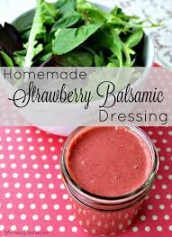 homemade strawberry balsamic salad u0026 healthy choice cafe steamers