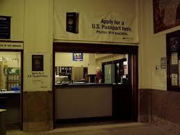 passport application post office beginning passport application