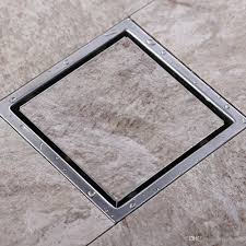 bathroom flooring floor drain bathroom room ideas renovation