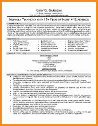 sample resume it technician desktop support technician resume