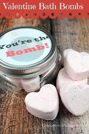diy valentine s day gifts for her you re the bomb valentine bath bombs diy valentine bath bombs