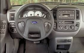 2004 ford escape information and photos zombiedrive