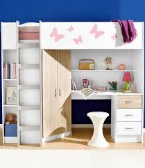 hochbett mit schreibtisch und sofa hochbett kaufen hochbett mit treppe otto