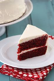 red velvet cake handle the heat