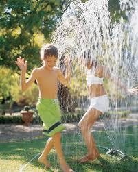 summer sprinkler party ideas martha stewart