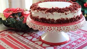 red velvet cake ricetta americana youtube