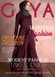 what is considered to be modest clothing gaya magazine december 2016 hijab u0026 modest fashion for today u0027s