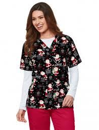 Thanksgiving Scrub Tops Holiday Scrubs Holiday Scrub Tops Holiday Nursing Uniforms