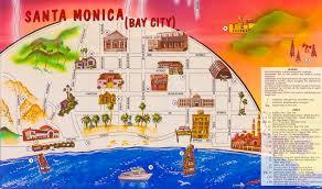 santa map santa bay city mystery map section