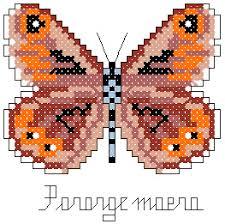 free butterfly cross stitch embroidery free machine