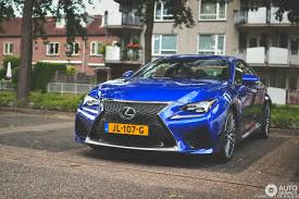 lexus rc or gs lexus rc f 13 july 2017 autogespot