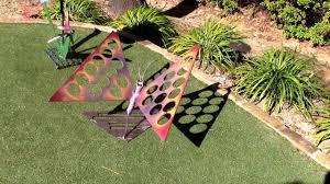 metal garden art ideas recycled garden art ideas scrap metal