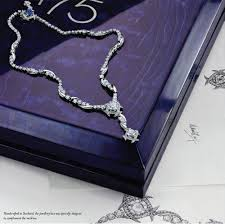 diamond box necklace images The 175 necklace laings jeweller jpg