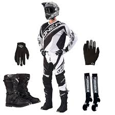rockstar energy motocross gear oneal 2015 youth element race jersey pants gloves and element