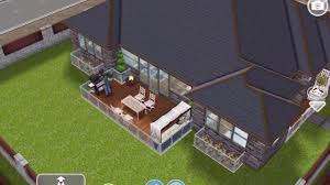 sims freeplay bungalow original house design youtube