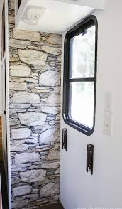 Accent Wall by How To Create A Rustic Accent Wall You Can Easily Remove